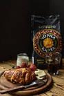 Кава в зернах Чорна Карта Еспрессо, пакет 200г, фото 3