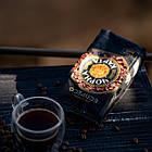 Кава в зернах Чорна Карта Еспрессо, пакет 200г, фото 4
