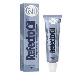RefectoCil — краска для бровей и ресниц (темно-синяя) 15 мл