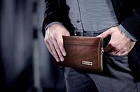 Покупка качественного бумажника для мужчин
