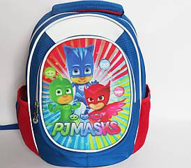 Шкільний рюкзак для хлопчика, з ортопедичною спинкою, Герої