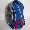 Школьный рюкзак для мальчика, с ортопедической спинкой, Герои, фото 3