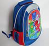 Школьный рюкзак для мальчика, с ортопедической спинкой, Герои, фото 2