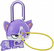 Набор Hasbro Lock Stars Purple Cat Замочки с секретом (E3103_E3169)