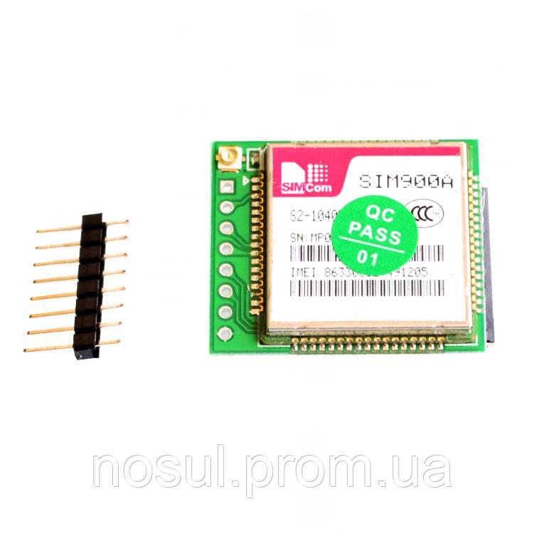 SIM900A модуль S2-1040W-Z090K GSM GPRS 900-1800 MHz fax data sms TCP/UDP protocol FTP/HTTP Shield Arduino - ЧП Носуль С. А. +380664358285 (Telegram / WhatsApp) +380536780586 (Viber) sergey@nosul.com.ua в Кременчуге