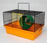 "Клетка ""Хомяк"" 33х23х22см для мелких грызунов"