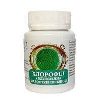 Хлорофил + клетчатка (капсулы)