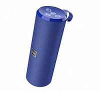 Kолонка Hoco BS33 Voice sports синяя