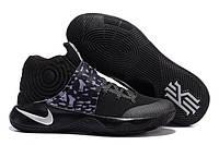 Баскетбольные кроссовки Nike Kyrie 2 черные
