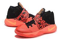 Баскетбольные кроссовки Nike Kyrie 2 orange-black
