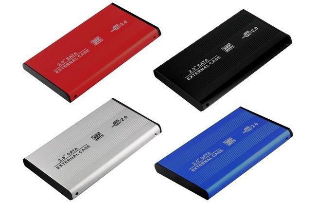 """USB 2.0 карман для 2,5"""" SATA HDD диска - Оптовый интернет магазин """"MegaDeals"""" в Киеве"""
