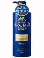Kanebo Шампунь для всех типов волос с экстрактами морских водорослей Umi No Uruoi Sou 520 ml