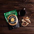 Кофе растворимый Чорна Карта Brasilia, пакет 60г, фото 3
