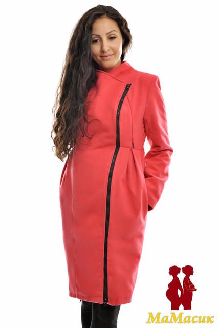 Пальто для будущих мам демисезонное