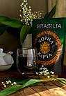 Кава розчинна Чорна Карта Brasilia, пакет 120г, фото 2