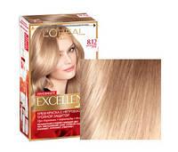 Краска для волос loreal excellence 8.12  Мистический блонд