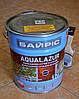 Aqualazur быстросохнущее декоративное  средство для древесины Байрис  ( 10 л)