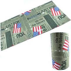 Бафф бандана-трансформер, шарф з мікрофібри, 21 США