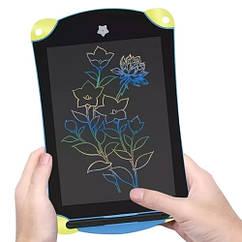 """Графічний Планшет для малювання і заміток LCD 8.5"""" кольоровий"""