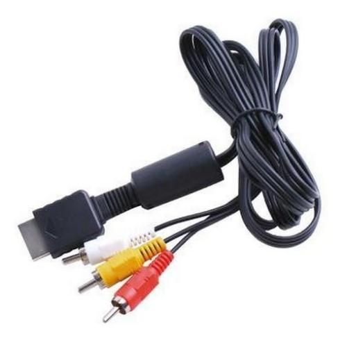 Композитний RCA AV кабель для Sony PS, PS2 відео