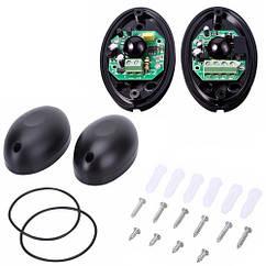 Фотоелементи, ІК датчики безпеки для воріт, шлагбаумів