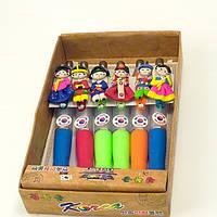 Корейские шариковые ручки «Кукла»