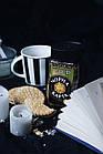 Кофе растворимый Чорна Карта Gold, стеклобанка 95г, фото 2