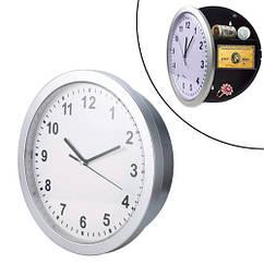 Настінні годинники сейф 25х7см, схованку з поличкою, Safe Clock