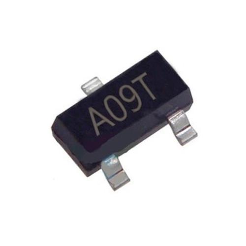 Чіп AO3400A AO3400 A09T SOT23, Транзистор MOSFET N-канальний