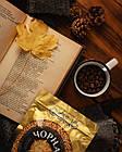 Кава розчинна Чорна Карта Gold, пакет, 190г, фото 3