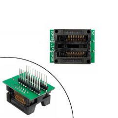 SOP20 - DIP20 перехідник для програматорів 300mil