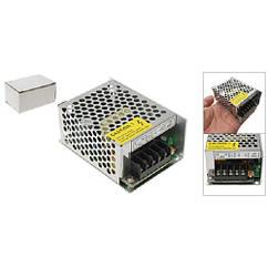 Блок живлення перфорований 12В 2А 24Вт для LED-стрічок CCTV