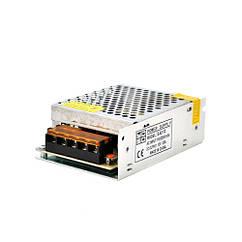 Блок живлення перфорований 12В 3.5 А 42Вт для LED-стрічок CCTV