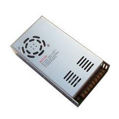 Блок живлення перфорований 12В 30А 360Вт, 3-кан для LED-стрічок CCTV
