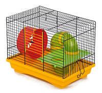 """Клетка """"Микки Люкс"""" для мелких грызунов, 33,5х23х28,5см"""