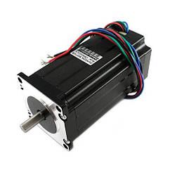 Кроковий двигун NEMA23 3A 112Нсм 57BYGH112 для ЧПУ-верстата 3D-принтера