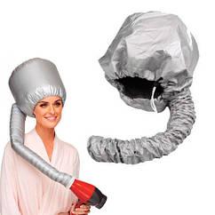Шапка термо-ковпак для сушіння волосся феном