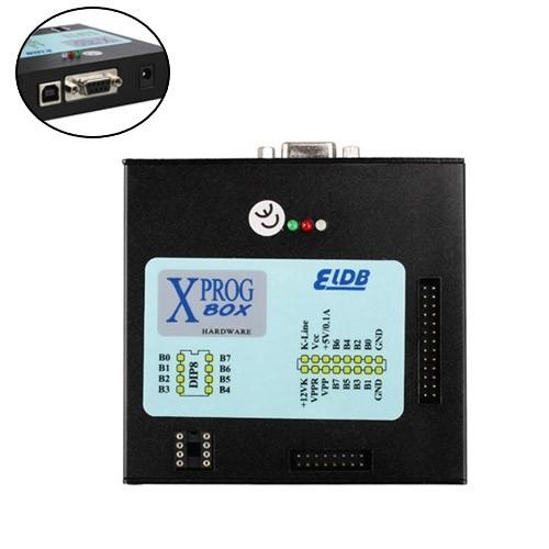 Xprog Box 5.55 програматор ЕБУ ECU автомобілів