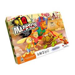 Настільна гра IQ Марафон, УКР, 112 карт, Danko Toys, G-IQM-01-01U
