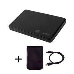 Зовнішній 2.5 USB 2.0 SATA Кишеню жорсткого диска