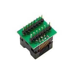 SOP16 - DIP16 перехідник для програматорів 150mil