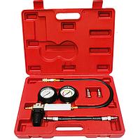 Тестер герметичности цилиндра (пневмотестер) с манометрами KBGlobal HS-A0021