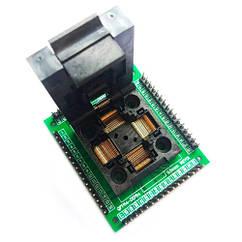 TQFP64 LQFP64 QFP64 - DIP64 перехідник панелька для програматора