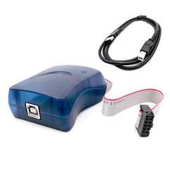 USB AVRISP XPII програматор AVR ISP PDI, клон Atmel mkII, STK500