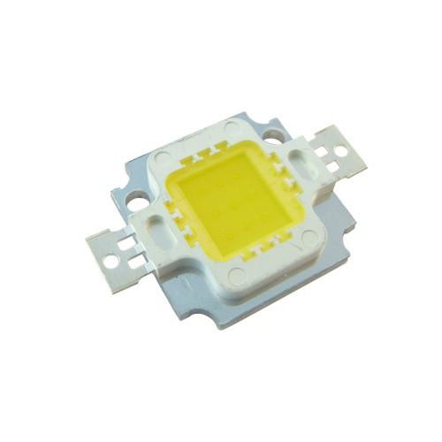 Світлодіодна матриця 10Вт LED 900-1000лм 9-12В, теп. біла