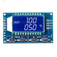 Генератор ШІМ сигналу сигналів РК 1Гц-150КГц 3.3-30В XY-LPWM