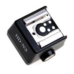 Адаптер гарячого башмака HD-N3 для Sony Minolta