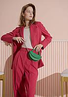 Мини сумочка женская кожаная зеленая TW-Chris-mi-gr, фото 1