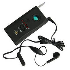 Детектор камер жучків, ІК лінза, РЧ CC308+