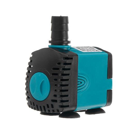 Насос водяной, помпа для аквариума 220В, 10Вт, 10л/мин, IP68, EBANG EB-303